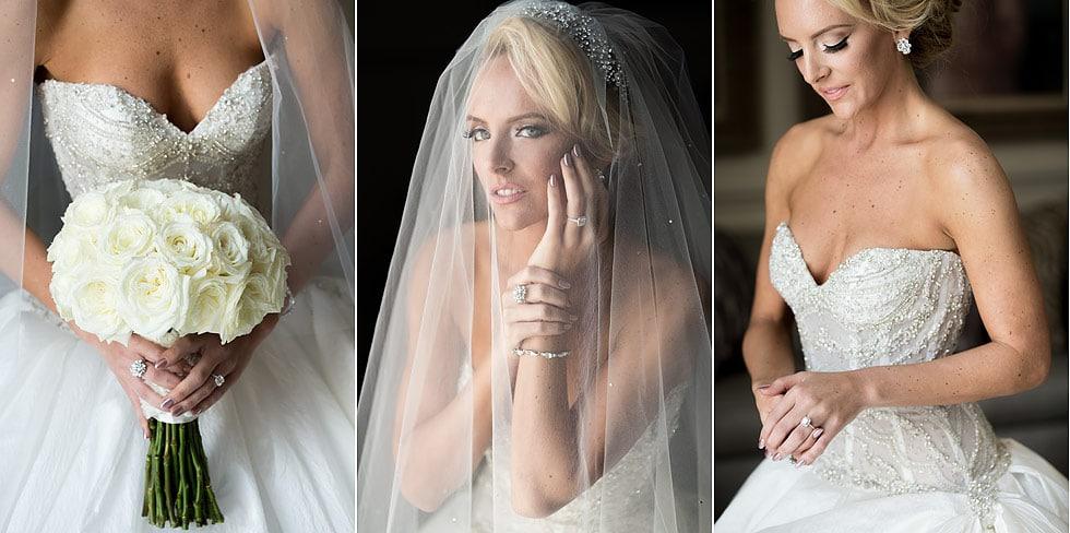 Westin Colonnade Wedding Photo of bride