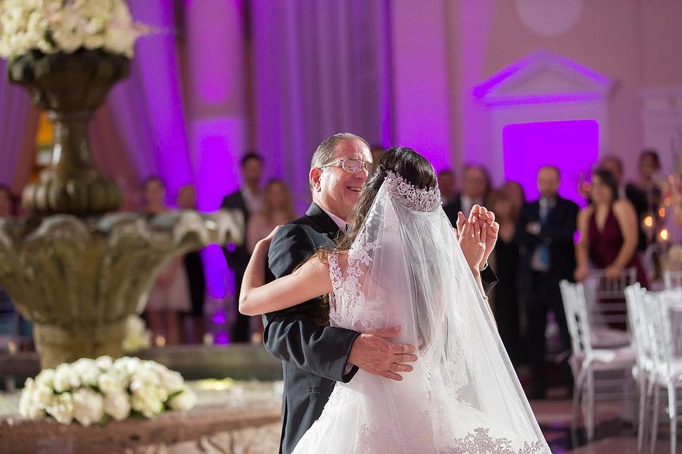 Westin Colonnade Wedding Photos