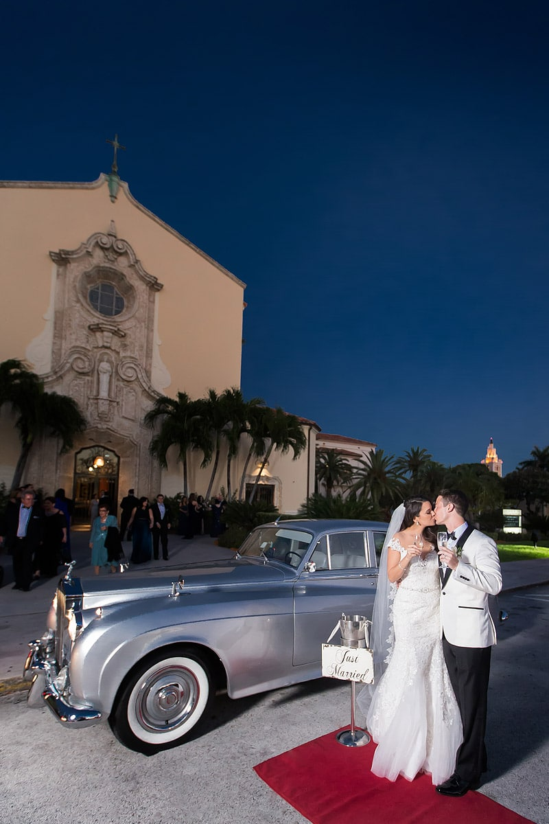 Pullman Hotel Miami Wedding